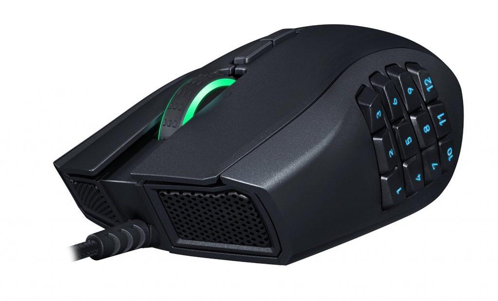image of the razer naga mmo gaming mouse