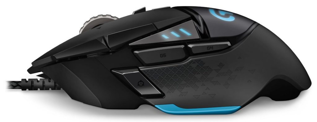 Image of all-purpose mouse for FPS gaming