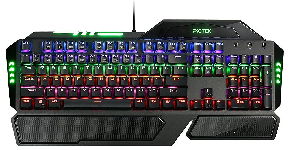 image of a keyboard from Pictek