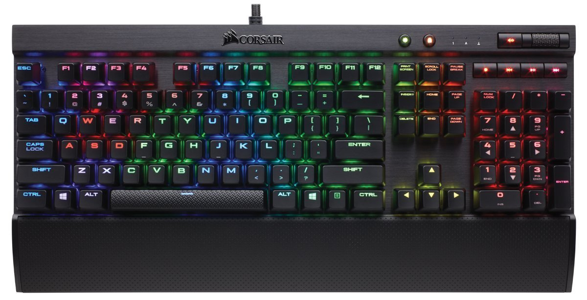 Image of lux mechanical keyboard