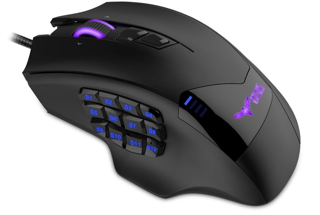 Image of budget RGB MMO mouse