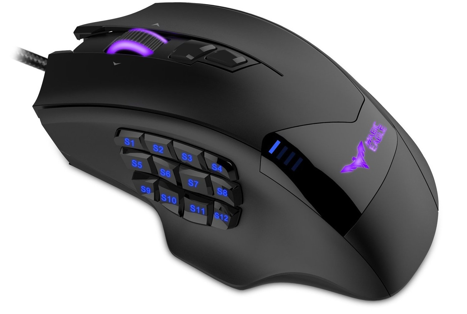 Best MMO Mouse 2019 - Top 10 MMO Gaming Mice | Pro Gamer Reviews