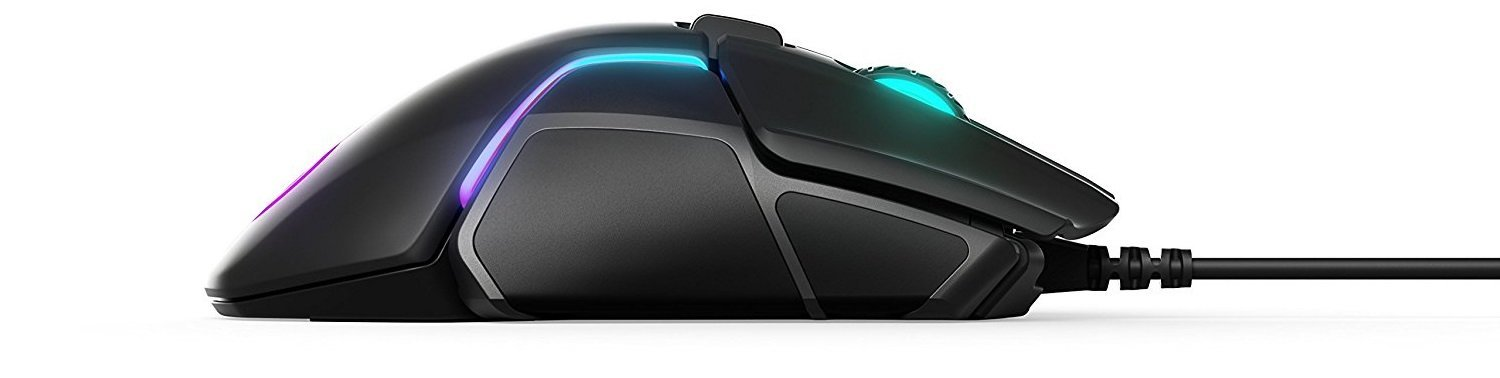 Image of the brand new SteelSeries Rival 600