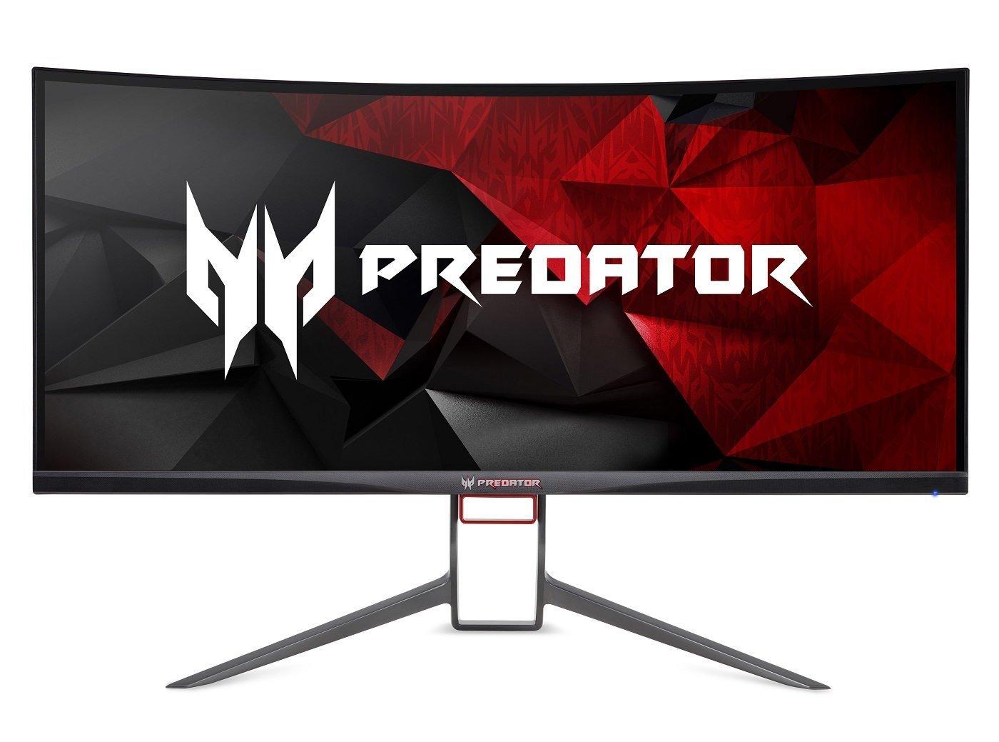 Image of ultrawide Acer predator x34