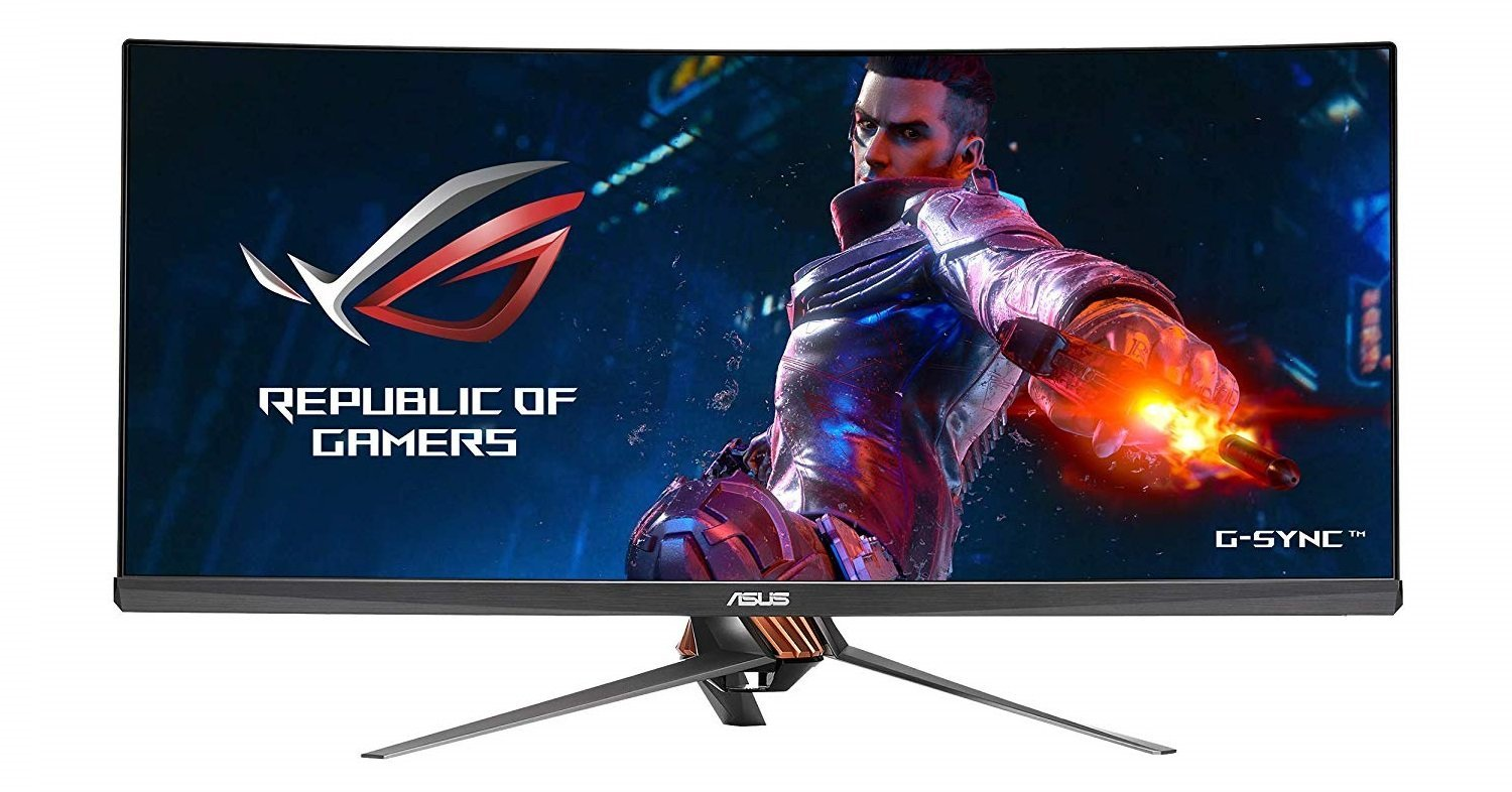 Image of Asus Rog swift 34-inch