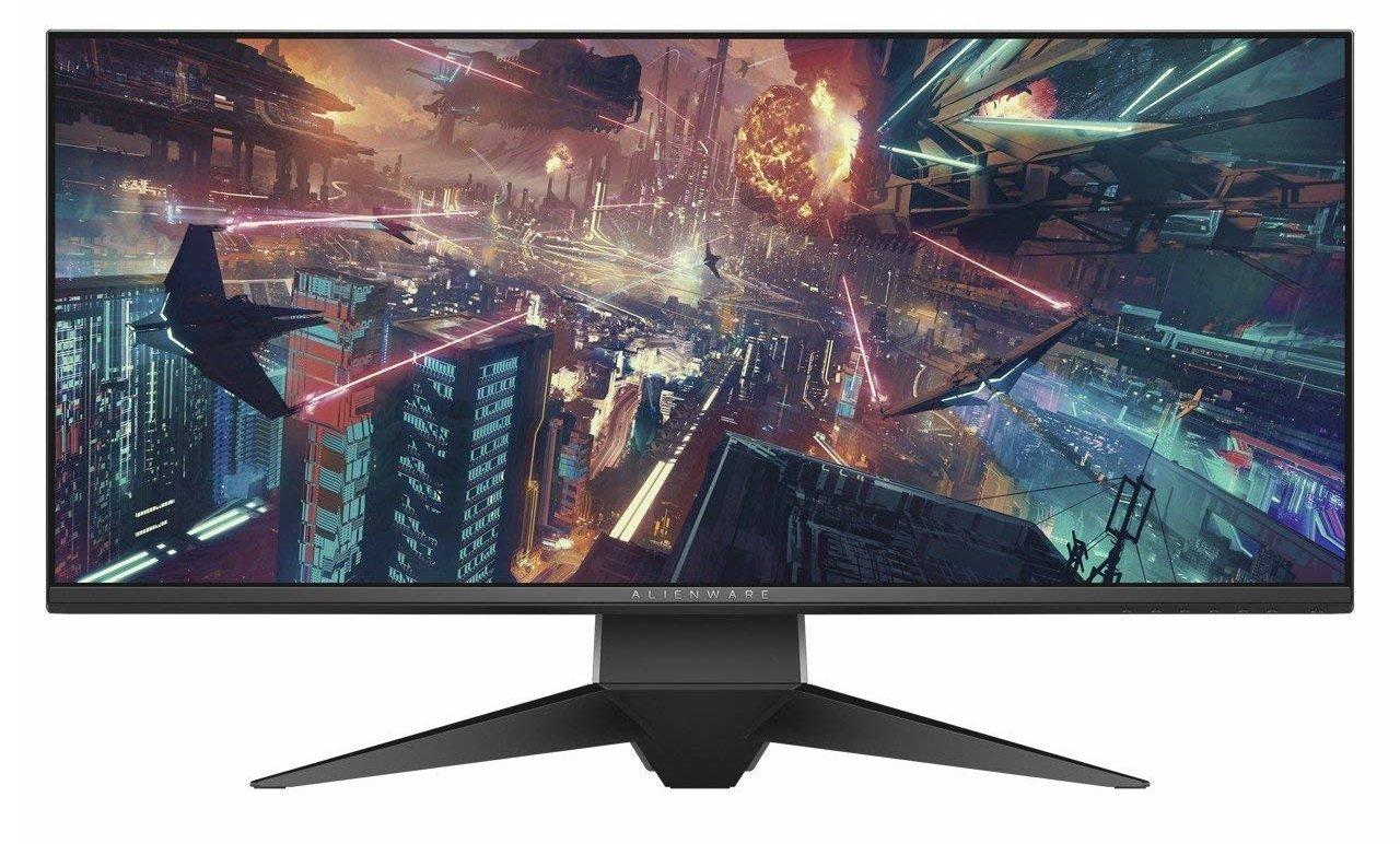 Image of Alienware 34.1 inch IPS panel