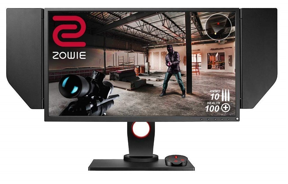 Image of Zowie XL2740 competitive monitor
