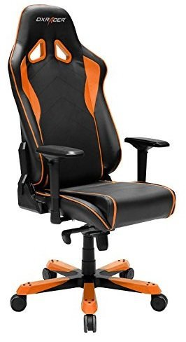 Image of the chair they use in professional esports events
