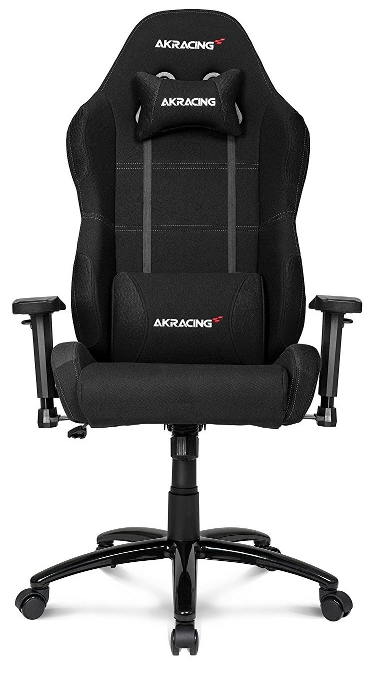Black and grey racing chair from Akracing  sc 1 st  Pro Gamer Review & Best Gaming Chairs - Top 20 PC Chairs to Buy in 2018