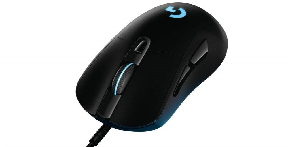Picture of Logitech G403 professional gaming mouse
