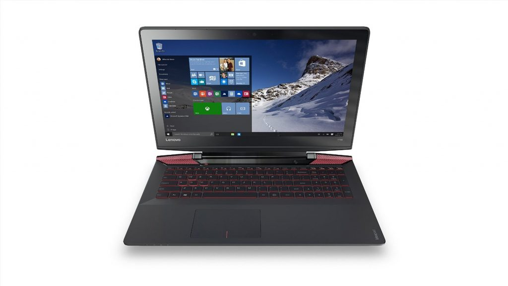 image of gaming laptop