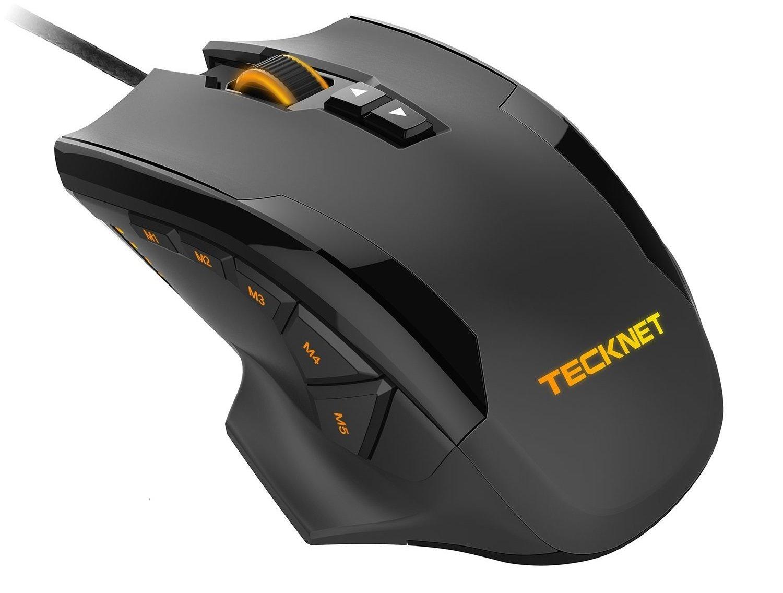 Image of Hypertrak mouse from TeckNet