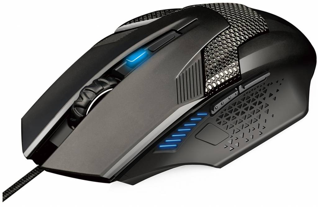 Image of very cheap gaming mouse from Tecknet