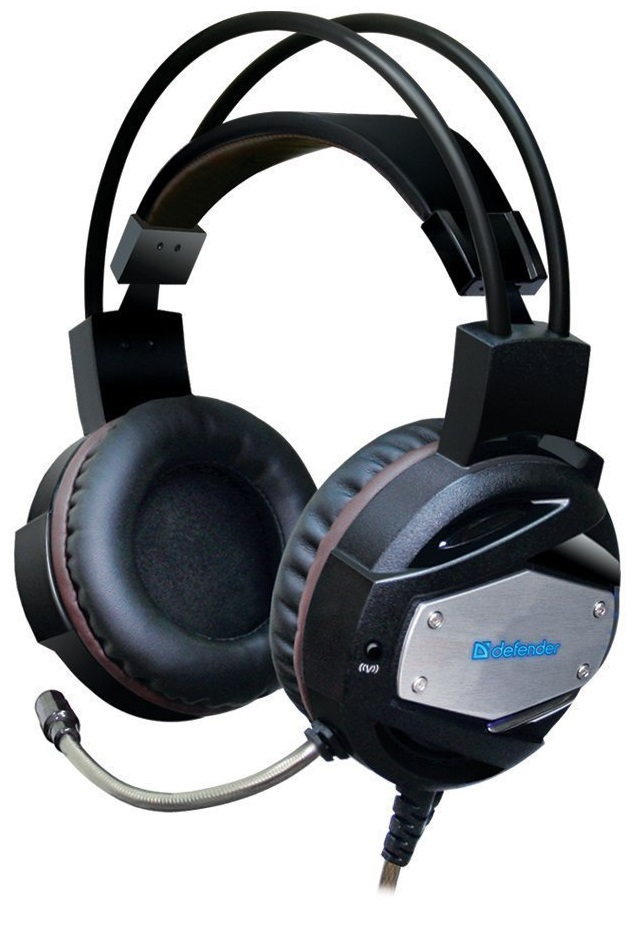Image of new affordable headphones from Defender