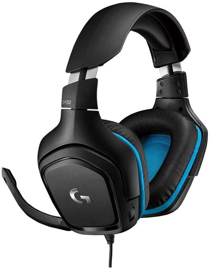 Image of the new Logitech G432
