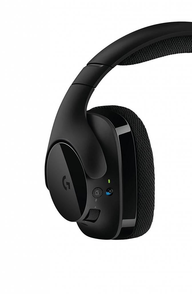 Picture of Logitech headphones wireless