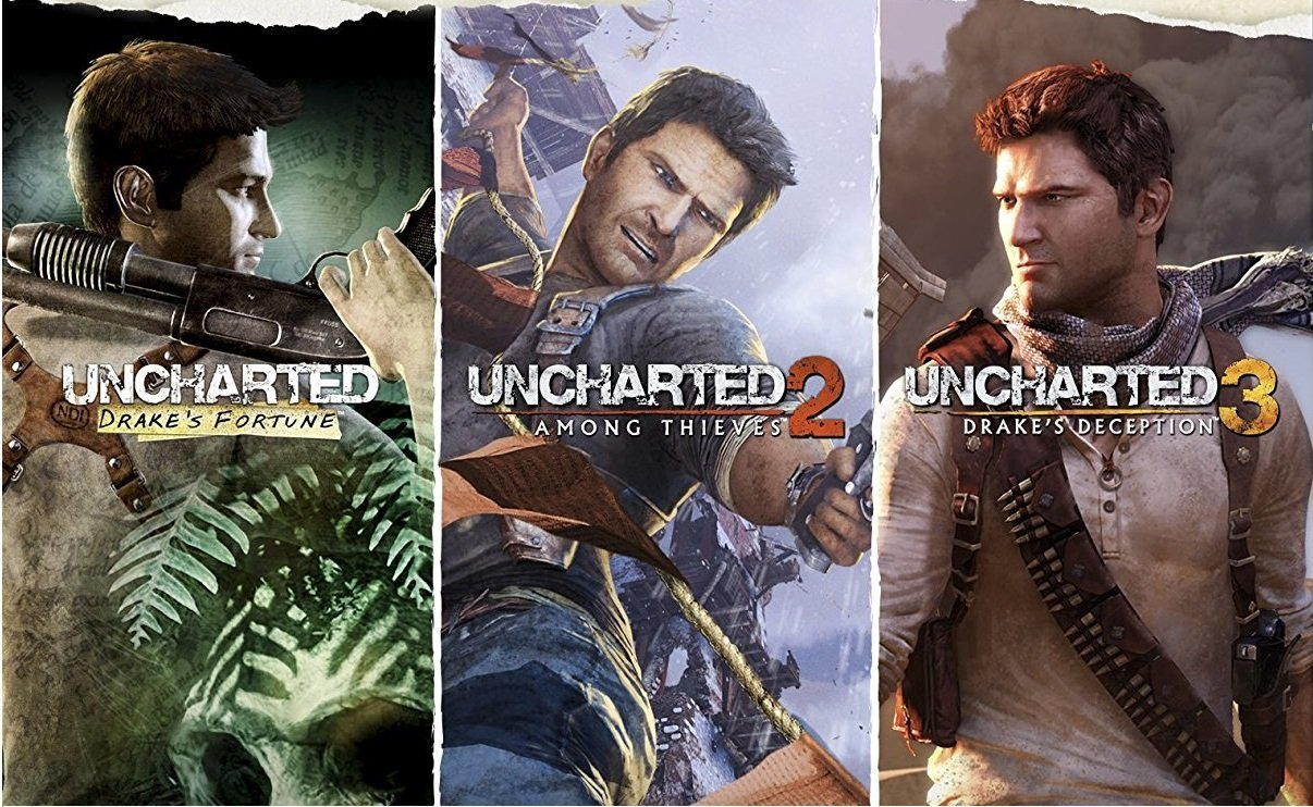 The Nathan Drake Collection Uncharted