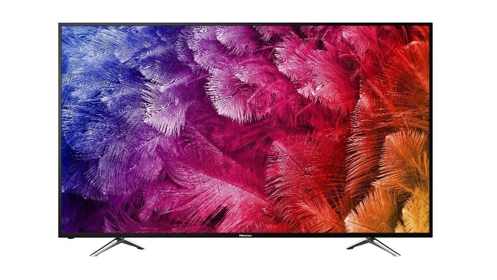 Photo of Hisense 4k tv