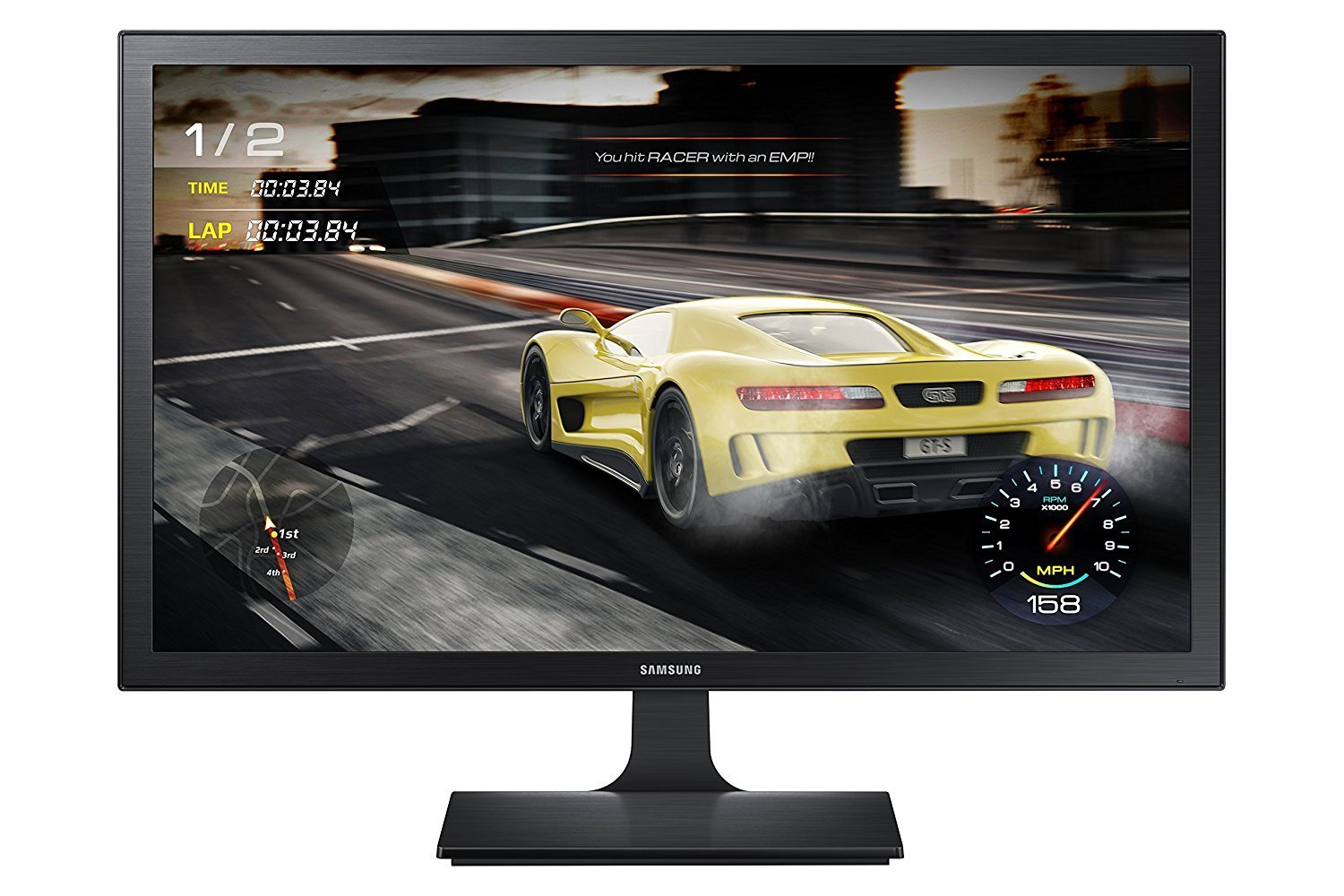 Picture of affordable PC display