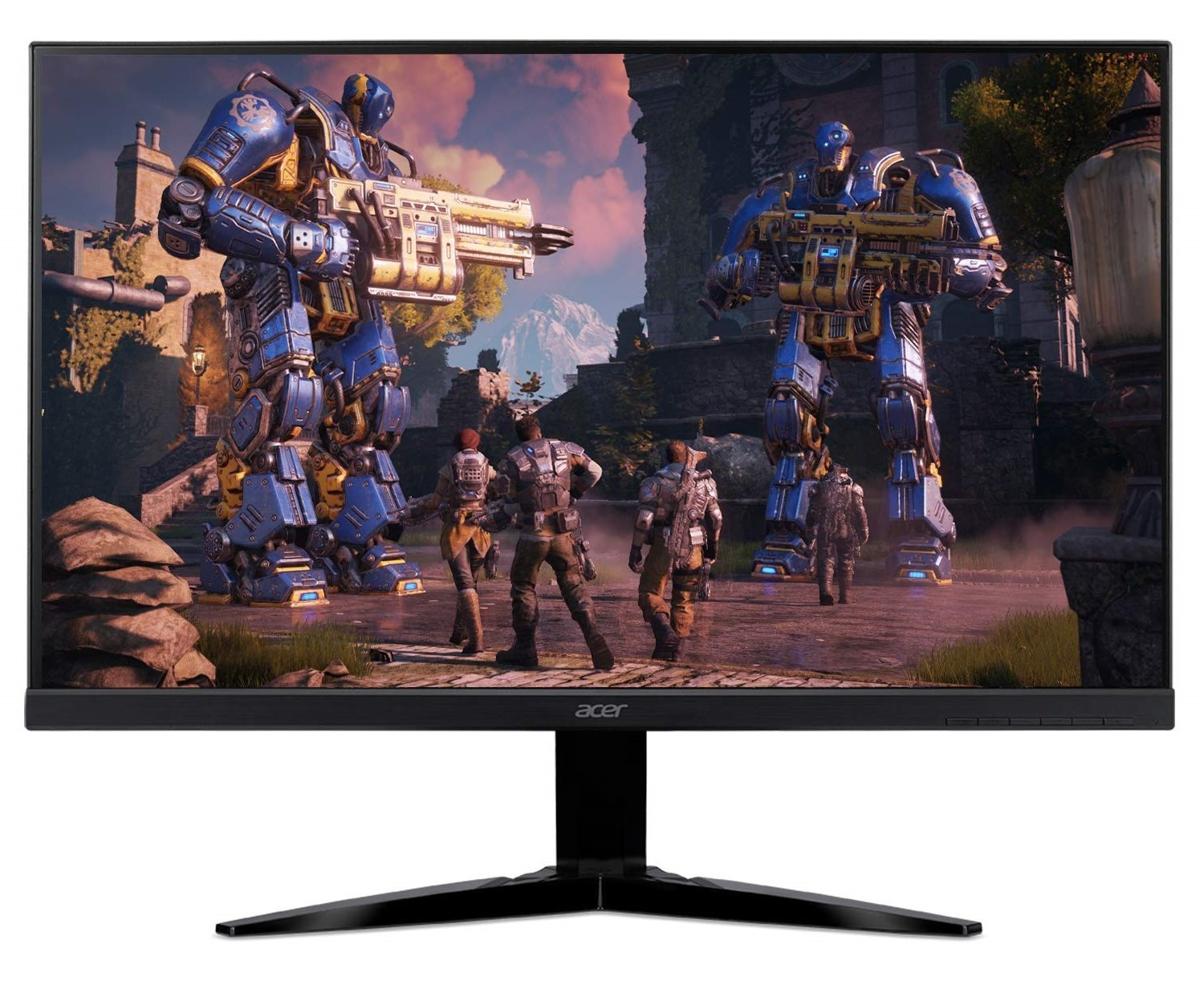Image of affordable PC diplay from Acer
