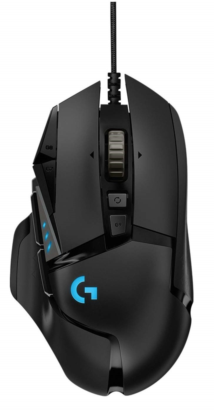 Image of Logitech G502 Hero