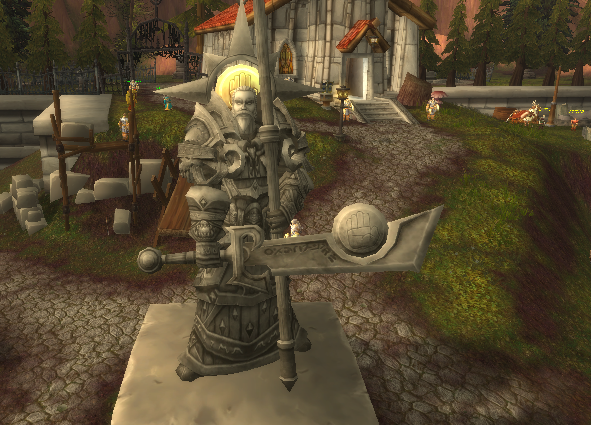 In-game screenshot taken from World of Warcraft