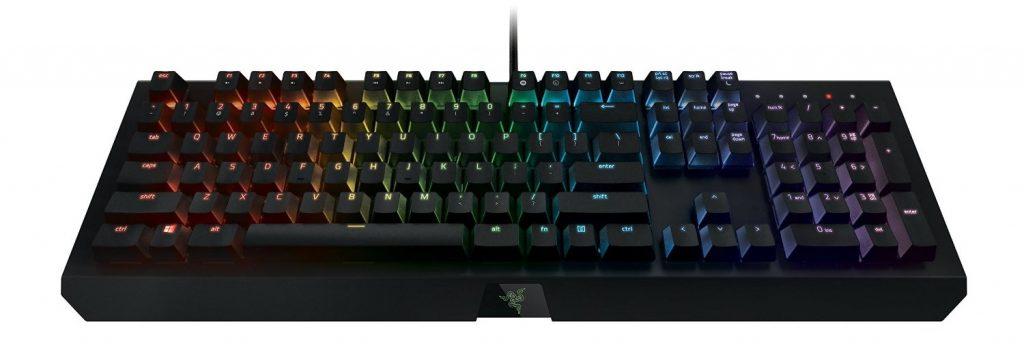 Image of the best mechanica Razer keyboard