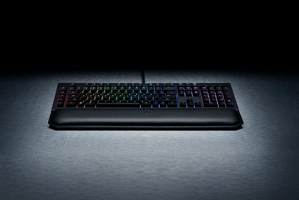 Image of Razer Blackwidow v2 mechanical keyboard