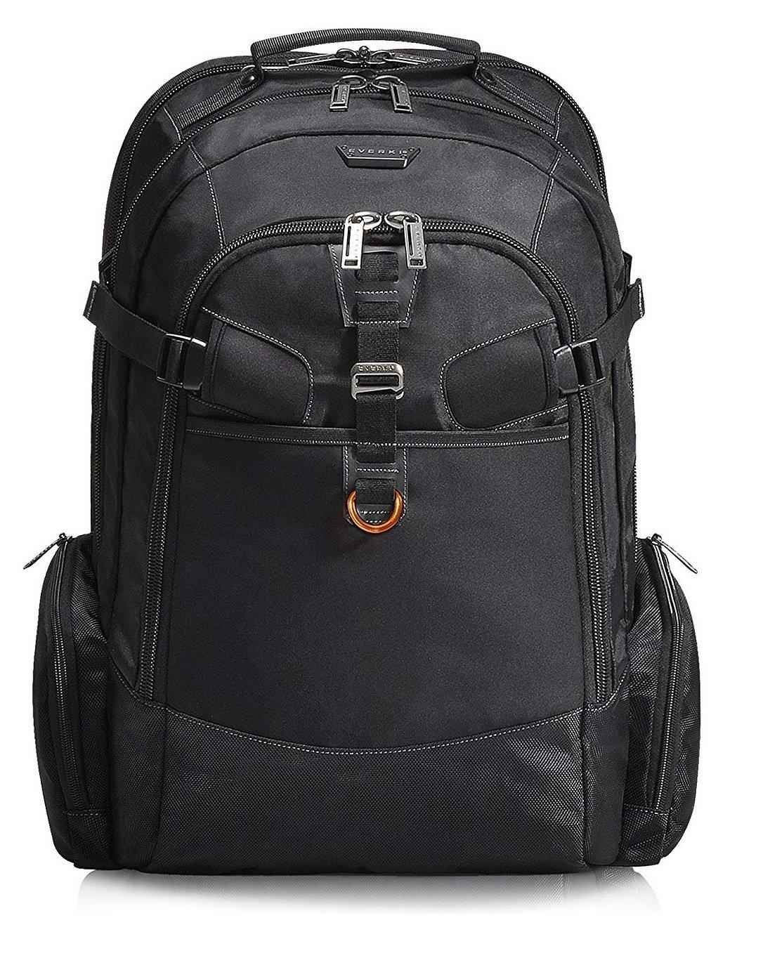 Image of black laptop bag