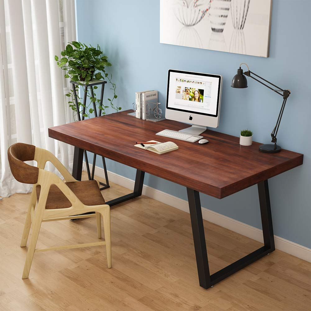 Image of office desk made from Solid wood