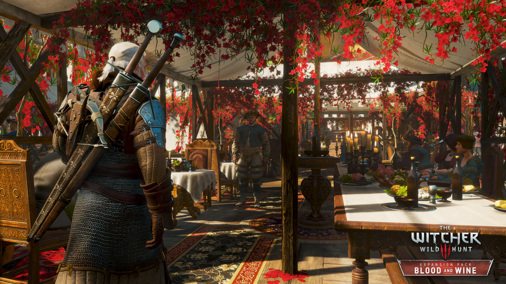 Witcher 3 blood and wine Screenshot