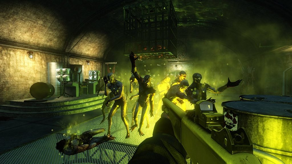 In-game screenshot from Killing Floor 2