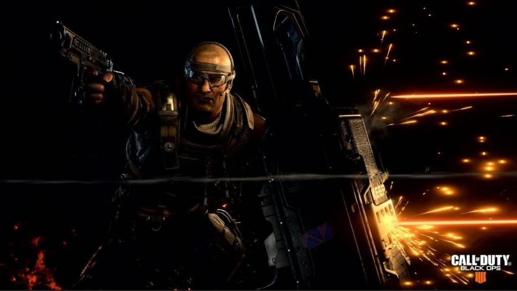 Wallpaper for Call of Duty Black Ops 4