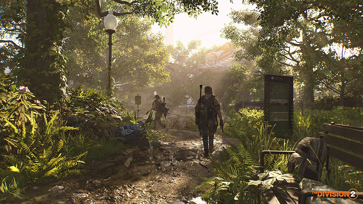 Image taken from the Division 2