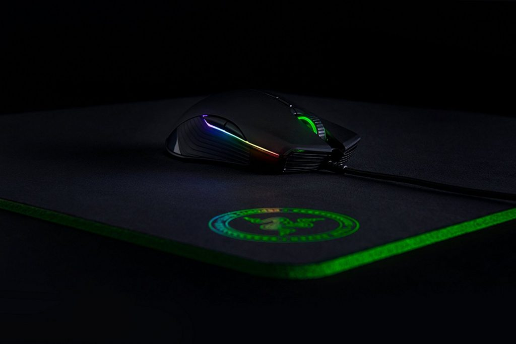 Image of Razer Mamba gaming mouse