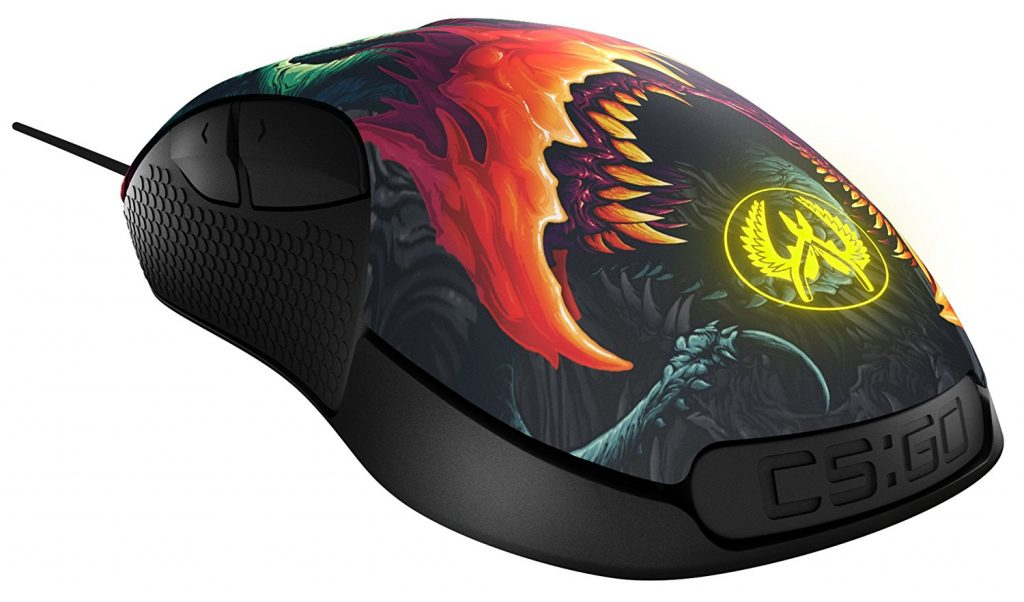 Picture of Counter strike edition Steelseries pc mouse