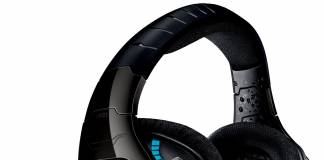 Image of Logitech G933 artemis spectrum wireless headset