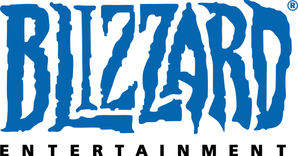 Image of Blizzard company official logo