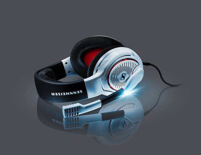 Image of Game One gaming headset from Sennheiser
