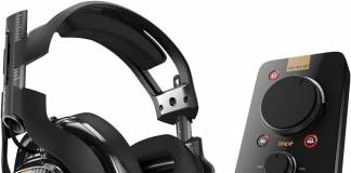 Image of tr astro amp and headset