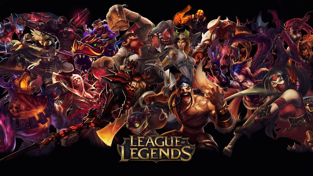 League of Legends wallpaper image