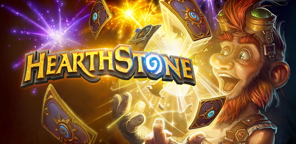 Hearthstone card game wallpaper