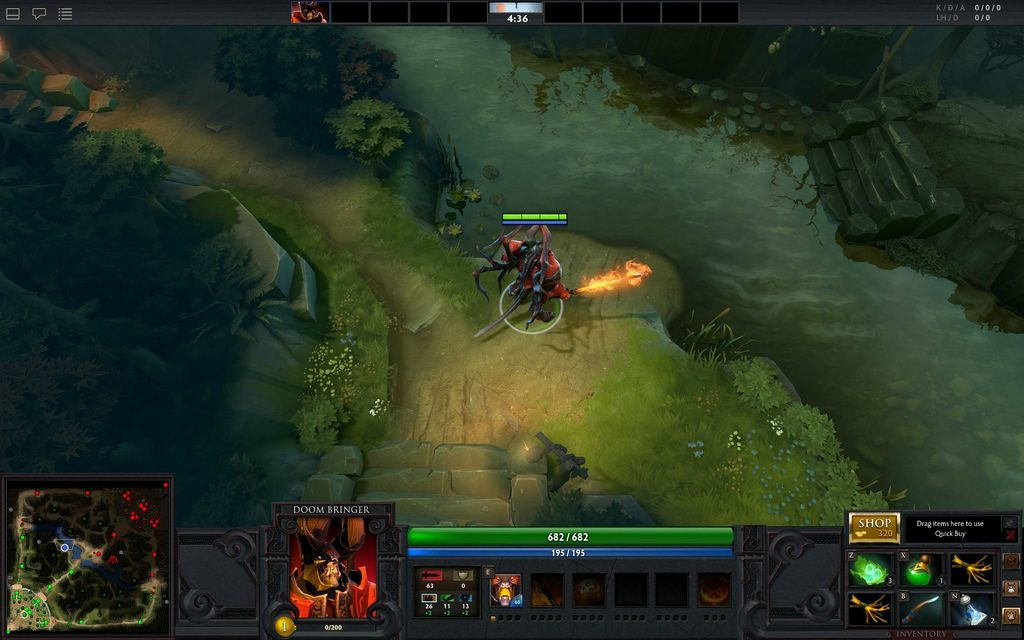 In-game screenshot from Dota 2