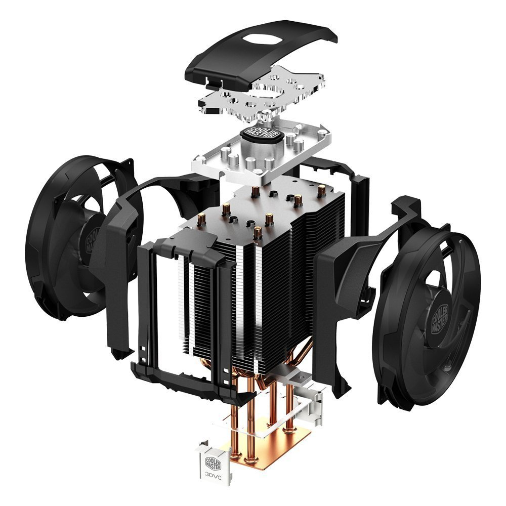 Cpu fan for cooling