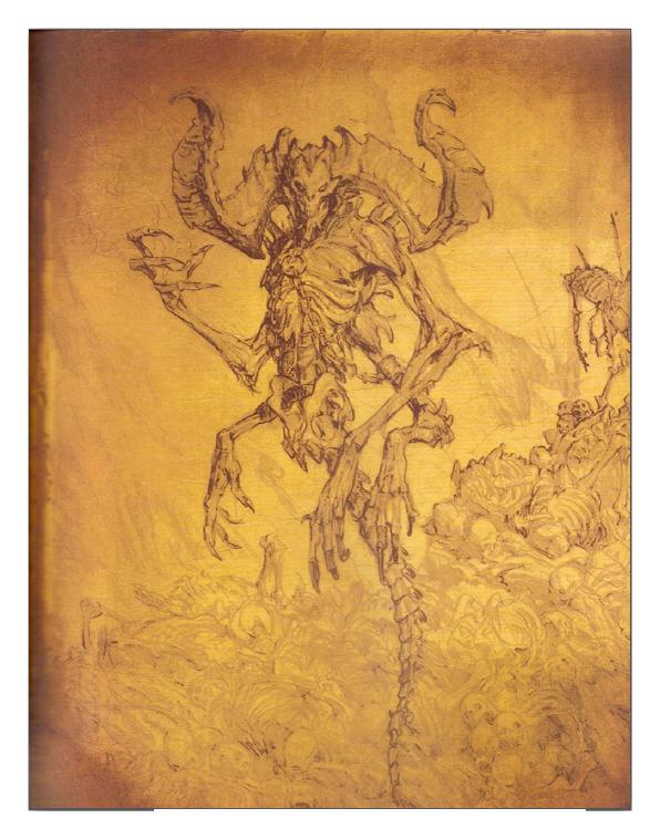 Mephisto artwork image from Diablo 3