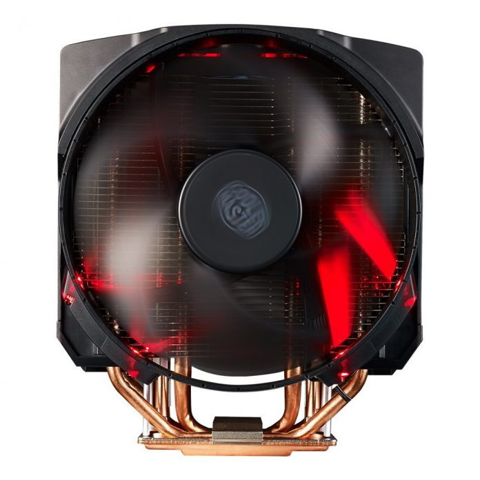 Cooler master Desktop fan cooling