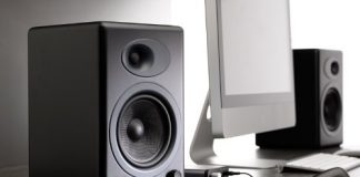 Picture of the best pc desktop audio system