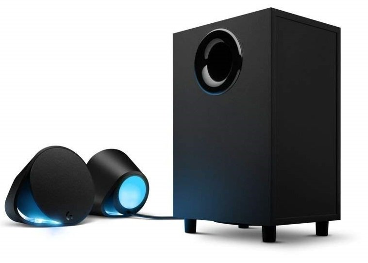 Image of 2.1 computer speakers by Logitech
