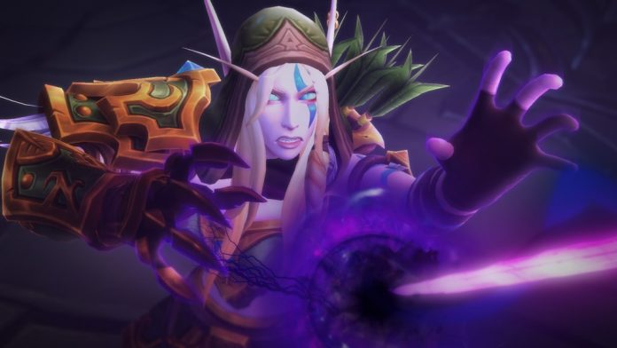Picture of a void elf