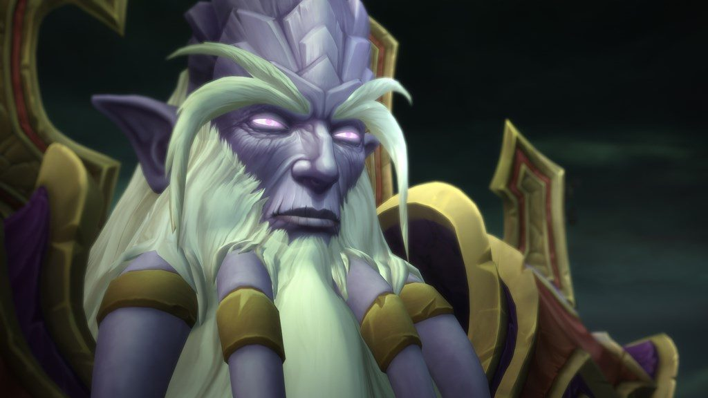 Image of Velen the Prophet from Wow